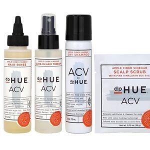 dpHUE ACV Apple Cider Vinegar Hair Shampoo Scrub
